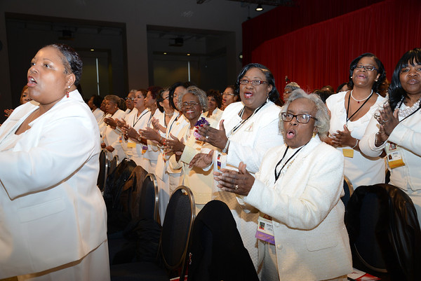 Delta Ecumenical Worship Service Founders Day Weekend