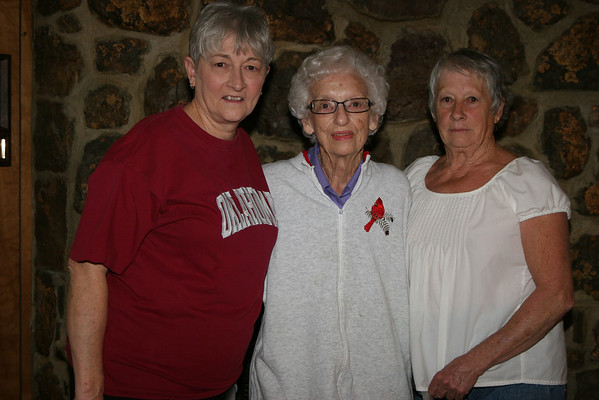 Eureka Springs Visit with Aunt Carmen and Cousin John