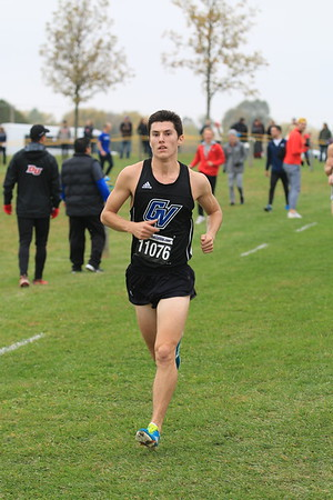 2017 Grand Valley State University Cross Country