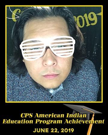 CPS American Indian Education Program Achievement (06/22/19)