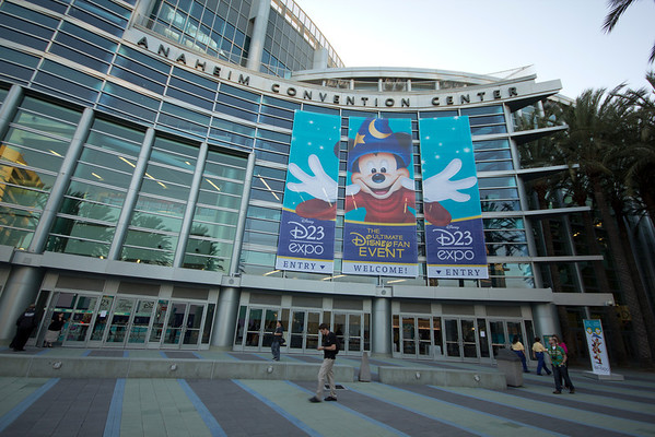 08-18-11 — D23 Expo, Media Reception