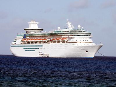 Dec '08: Bahama Cruise w/ Mom