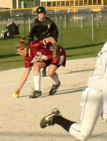 SN Softball vs Lowell 2003