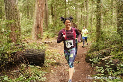 Whidbey Woods Run - Oct 5th, 2019