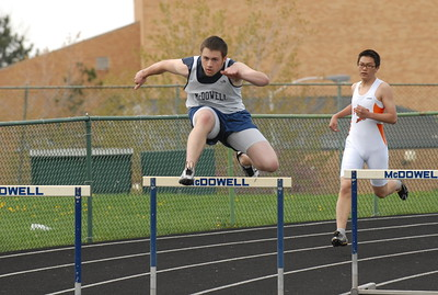 2009 McDowell Track and Field Dual Meets