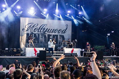 2018-07-29 Hollywood Undead @ Heavy Montreal 2018