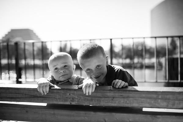 Landon & Conner