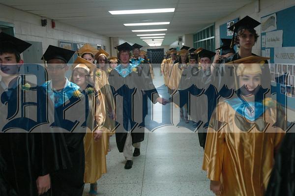 2013 Fallsburg Graduation
