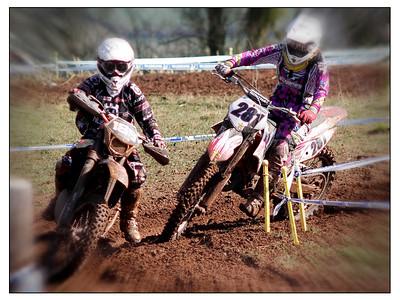 Euro-Sprint Championship at Llangrove