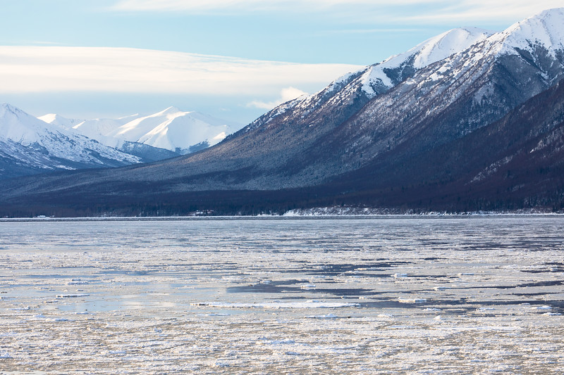 Icy Tide Change