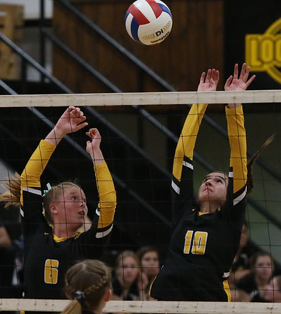 Putnam County vs St. Bede Volleyball