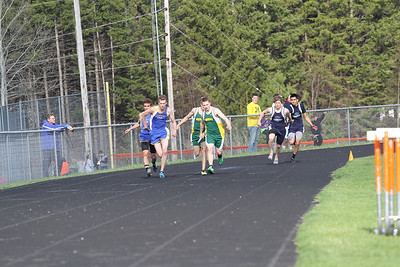 Manton Invite Boys 400 Relay