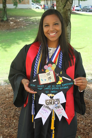 17 Columbus State University Graduate  Janell James