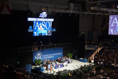 NSU Graduation