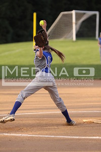 CYO Softball Playoff MDP vs Visitation