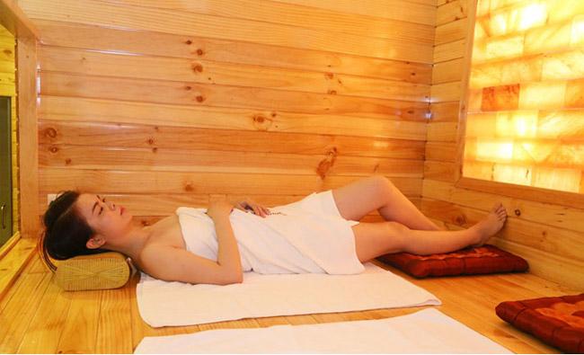 Lợi ích của việc massage.