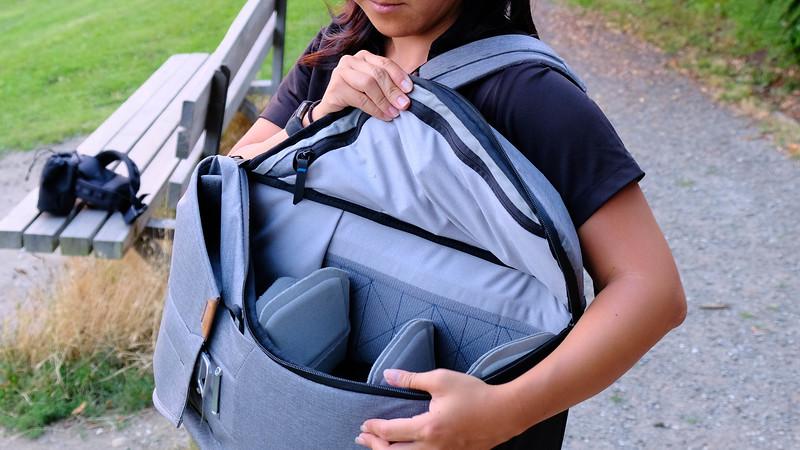 Peak Design Everyday Backpack 20L - Camera Laptop Bag
