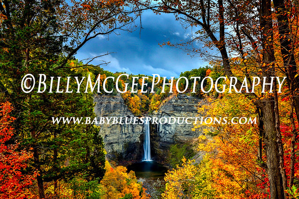 Taughannock Falls State Park - 18 Oct 2015