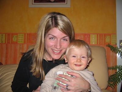 Kirstie & Dem Visit (October 2006)