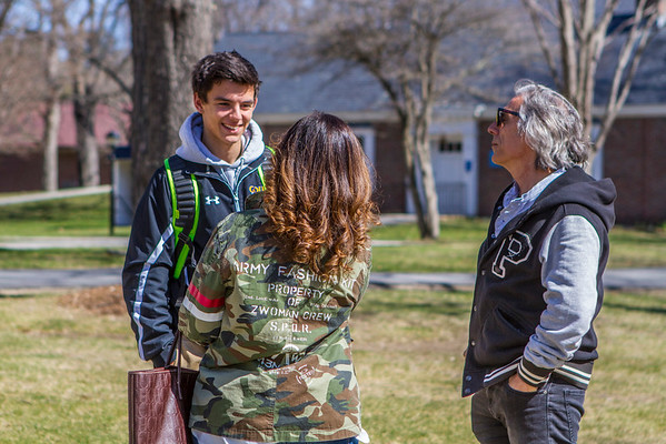 Parent & Family Weekend Spring 2016