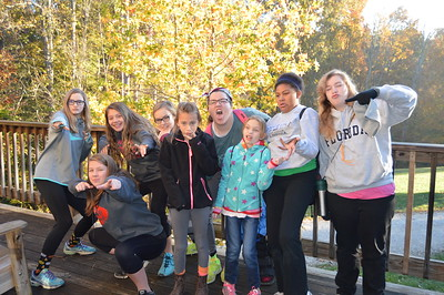 Fall Break Camp 2 2016