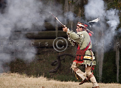 Fort Foster Seminole War Reenactment 2009