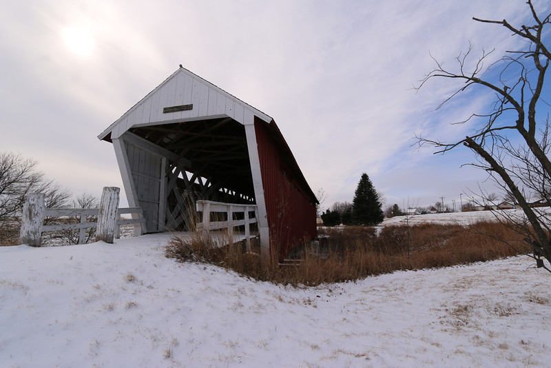 2014 Feb Imes Covered Bridge