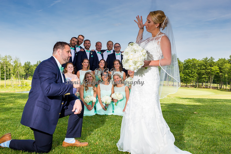 Jen & Nick Wedding Formals 2