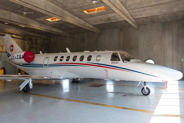 OY-TSA - Cessna 525B CitationJet CJ3