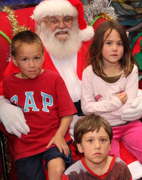 Santa's Grotto Monday 23.12.13