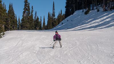 Esme Ski Day