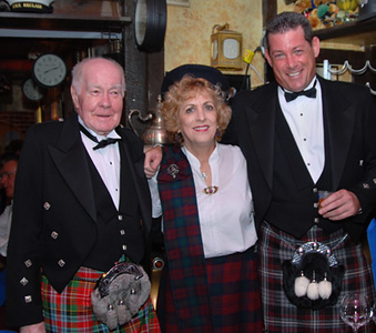 Old English Pub- Robert Burns Benefit For Tampa Burn Unit