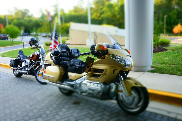 Motorcycle Escort to Washington DC  September 2017