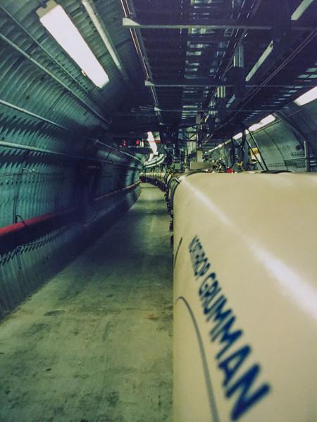 Relativistic Heavy Ion Collider Tunnel, Brookhaven National Laboratory,  c. 1999