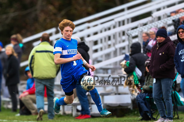 2019-10-11 WHS Boys Soccer vs Hanover