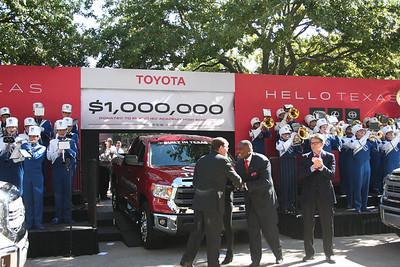 City of Plano Toyota Event 10-27-2014