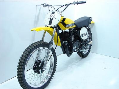 1972 Suzuki TM400