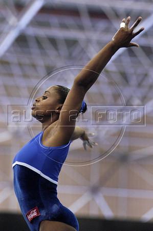 Gymnast Daiane dos Santos