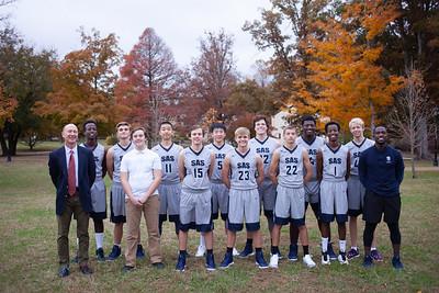 Varsity Boys Basketball 2018-2019