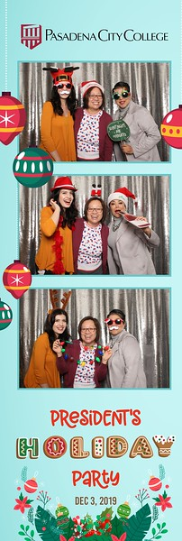 President's Holiday Party