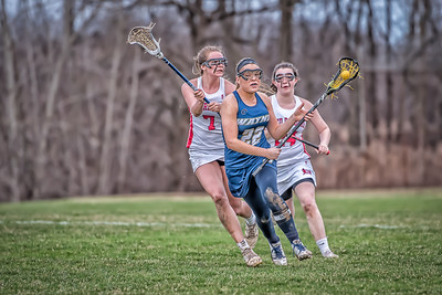 Wayne Eagles Varsity Girls Lacrosse vs Pal Mac