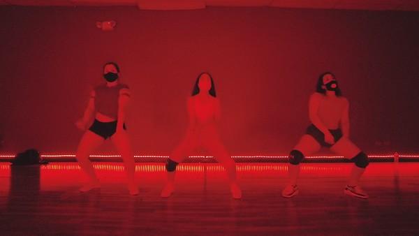Audrey - Twerk Fitness 2-11