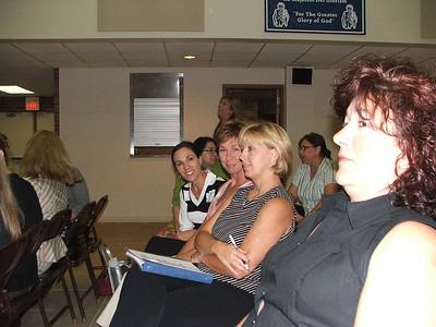 2007-10-09 Co-op Training