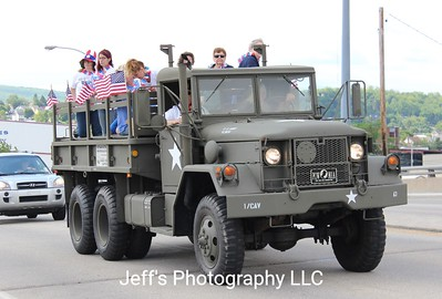 Private Antique Military Vehicles