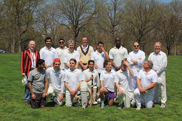Haverford Alumni/ae Match 2014