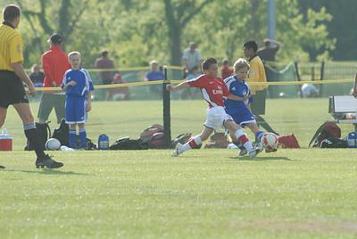 SDL Spring Festival 2009 Game vs Manchester SC