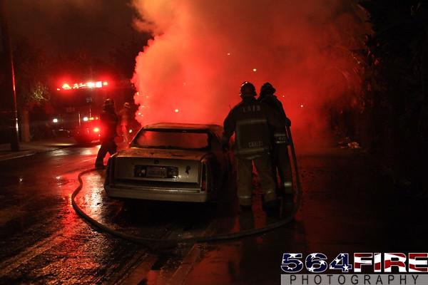 LAFD - Auto Fire - 11-27-10