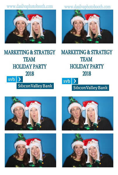 Silicon Valley Bank Holiday Party