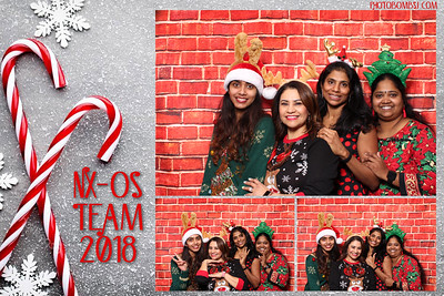 Cisco NX-OS Holiday Party