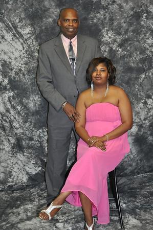 Dee & Darnel Landy June 2013